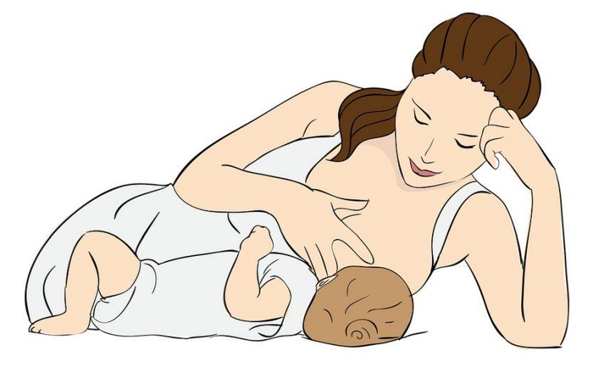 Karmienie piersią i mlekiem modyfikowanym - co wybrać?