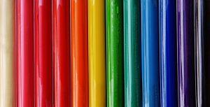 kolorowa modelina