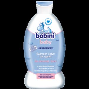 Bobini baby szampon i płyn do kąpieli